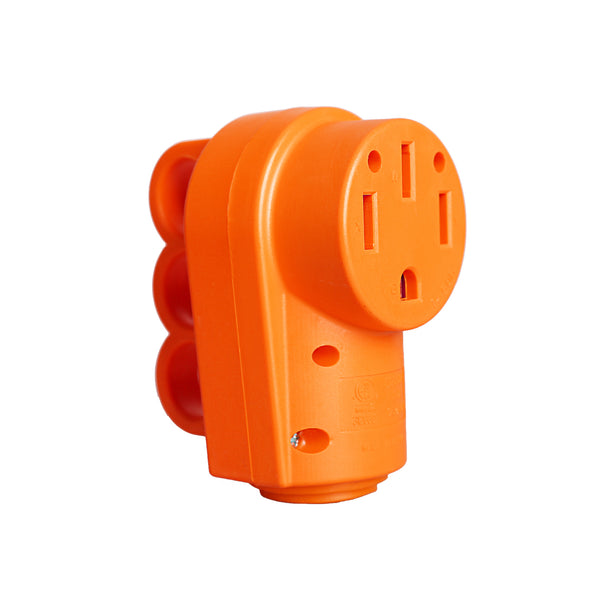50A RV Replacement Female Receptacle