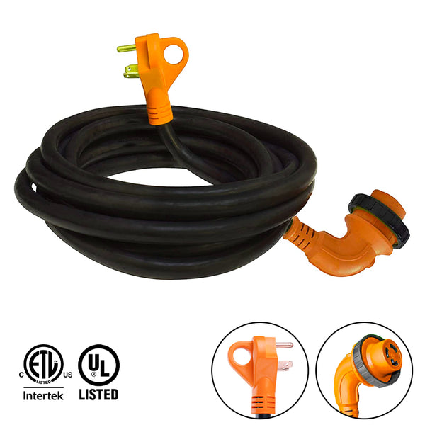 Heavy Duty 30 Amp Extension Cord 25 Feet