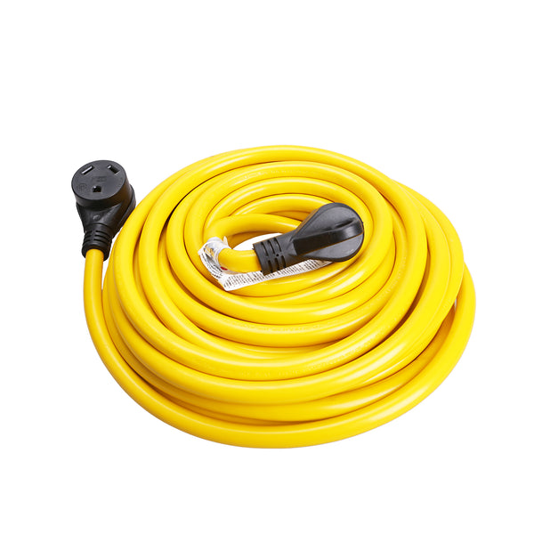 30 Amp RV Extension Cord 75 ft