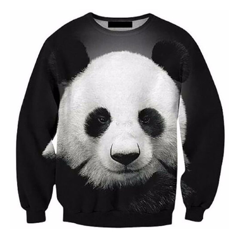 Spyder | Men's Black Fashion Panda Sweatshirt