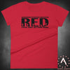 RED (Remember Everyone Deployed) Women's T-Shirt