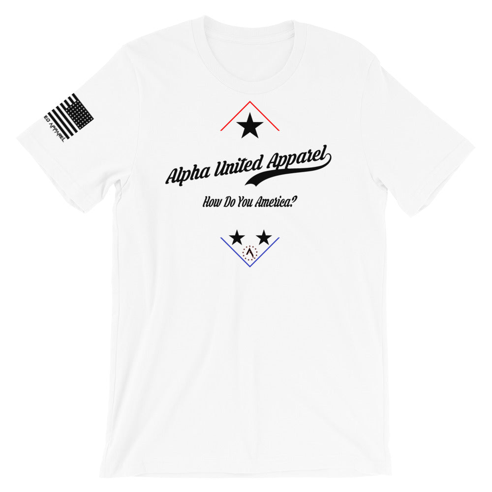 Alpha United Classic Unisex T-Shirt