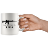teelaunch Drinkware White Come & Get It Mug