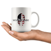 teelaunch Drinkware White Molon Labe Mug