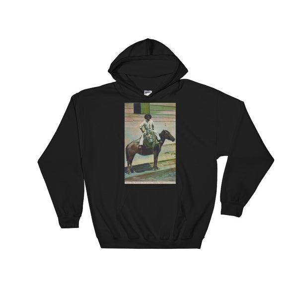 El Lechero - Habana Hooded Sweatshirt