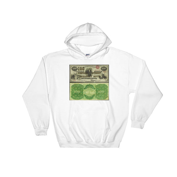 1864 C-Note Hooded Sweatshirt