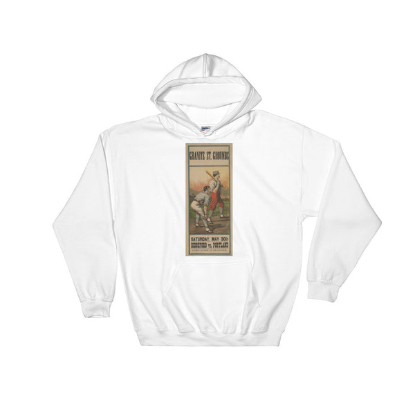 Granite St. Grounds One Hooded Sweatshirt
