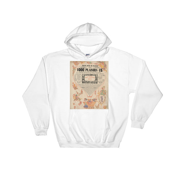 Trente Jours De Plaisirs Hooded Sweatshirt