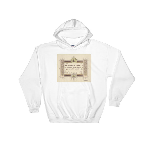 Abdullah Freres Photographes Hooded Sweatshirt