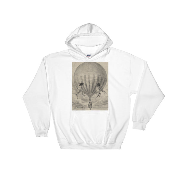 Paris Balloon Hooded Sweatshirt
