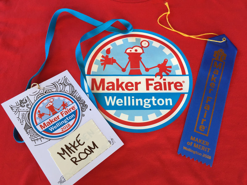 2018 - Term Four - Week Four - Maker Faire!