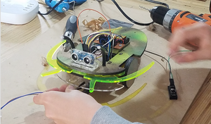 2018 - Term Four - Week Seven - Adding To Our Robots
