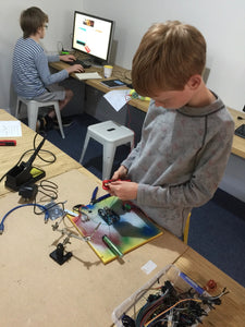 2018 - Term Three - Week Seven - Scratch and Arduino