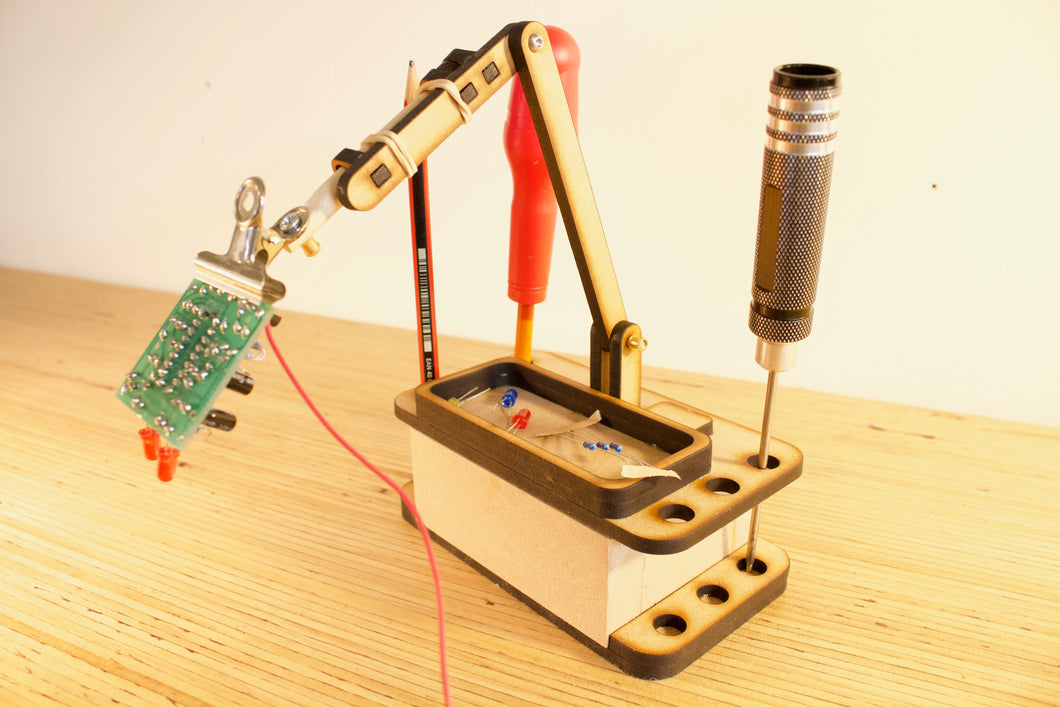 MakeRoom Online - Workbench Tool Kit - 5 Week Online Course including Materials