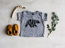 Load image into Gallery viewer, Baby Bear Baby Tee