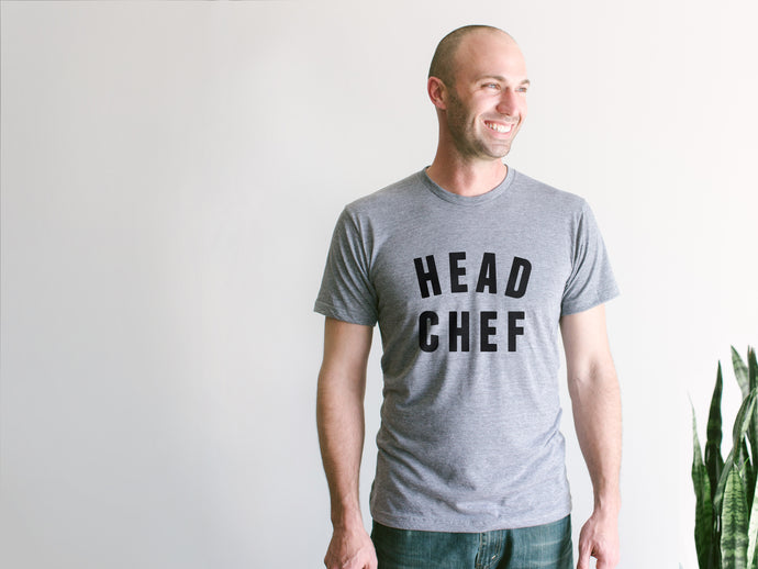 Head Chef Adult Tee