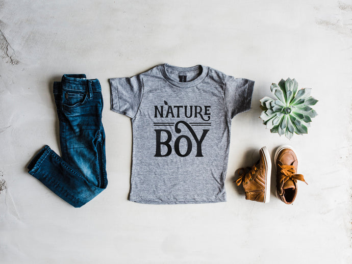 Nature Boy Kids Tee