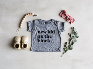 New Kid On The Block Baby Tee