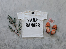 Load image into Gallery viewer, Park Ranger Organic Baby & Kids Tee