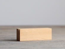 Load image into Gallery viewer, Wooden Alphabet Flash Cards • Lowercase Letters on Sturdy Wood Cards