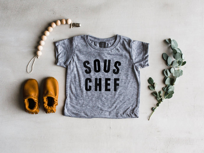 Sous Chef Baby & Kids Tee