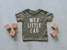 Load image into Gallery viewer, Wee Little Lad Baby & Kids Tee