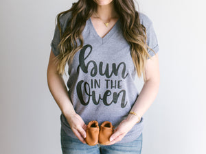 Bun In The Oven Women's Tee