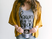 Bun In The Oven Adult Tank Top