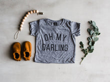 Oh My Darling Baby Tee