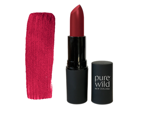 Manuka Blossom Lipstick. Pure Wild®. Made in New Zealand. www.purewild.co.nz