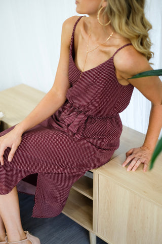 ELLIE Midi Dress