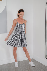 KYLIE Gingham Dress