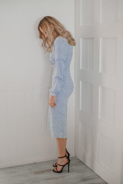 SWEET AS EVER Midi Dress
