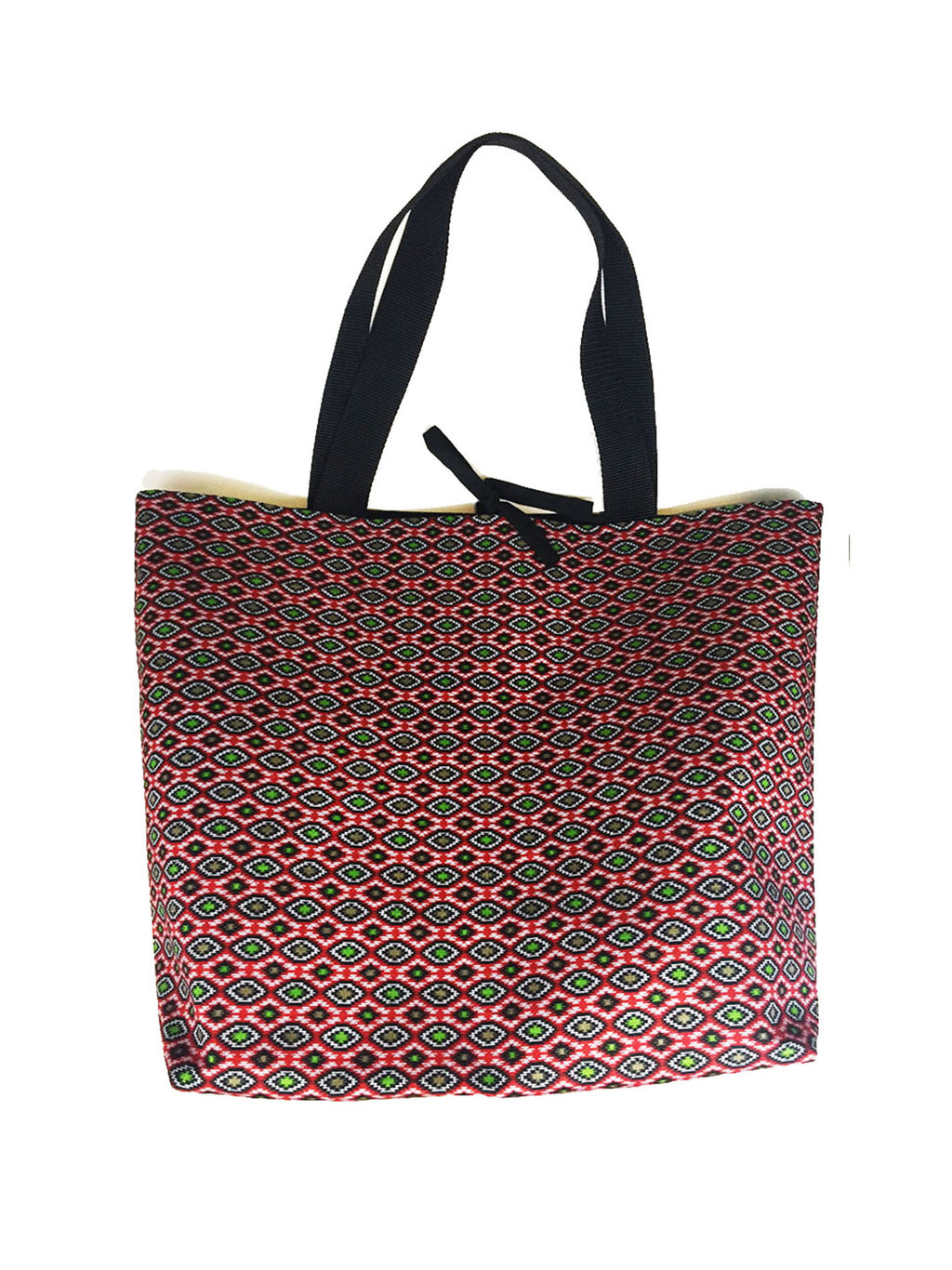 CWO Batik Tote Bag (Red)