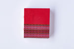 Mon Children's Handmade Notebook Red 2