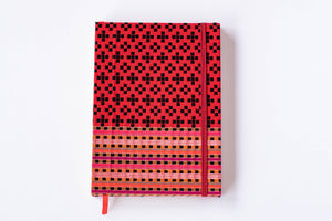 Mon Children's Handmade Notebook (Red 1)
