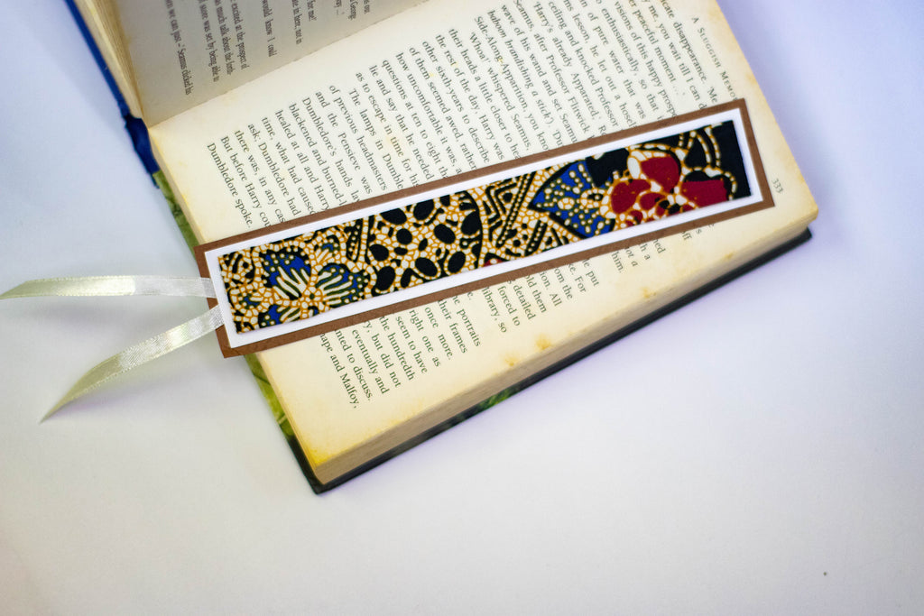 CWO Batik Bookmarks