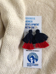 RWDN Tassel earrings 04