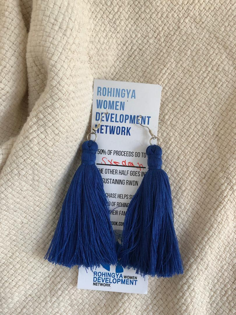 RWDN Tassel earrings 13