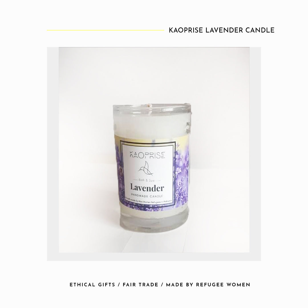 Kaoprise Handmade Candles (Lavender)