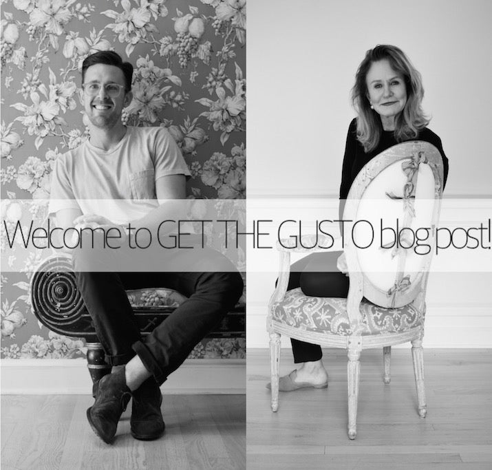 Welcome to GET THE GUSTO blog post!