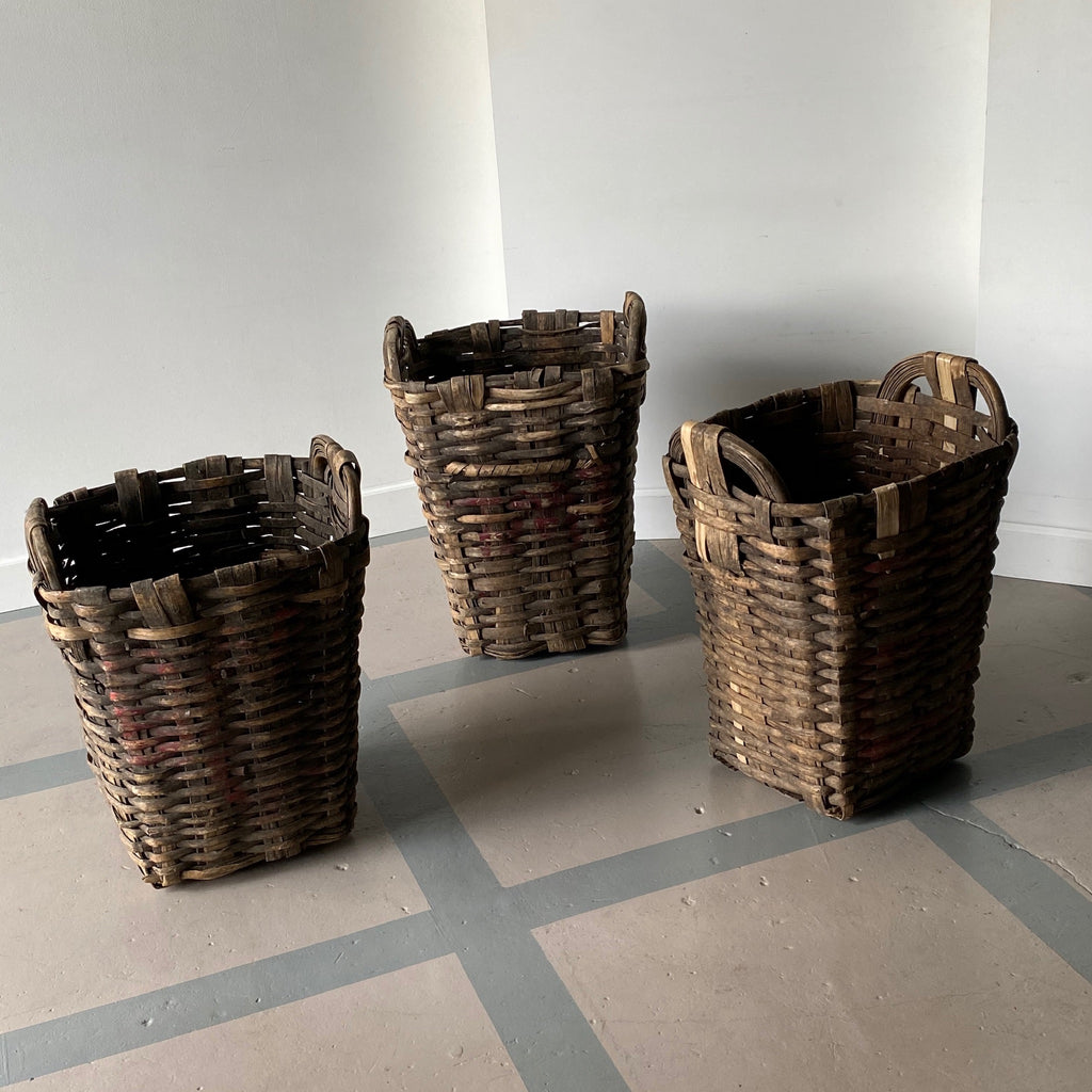 French Gathering Basket