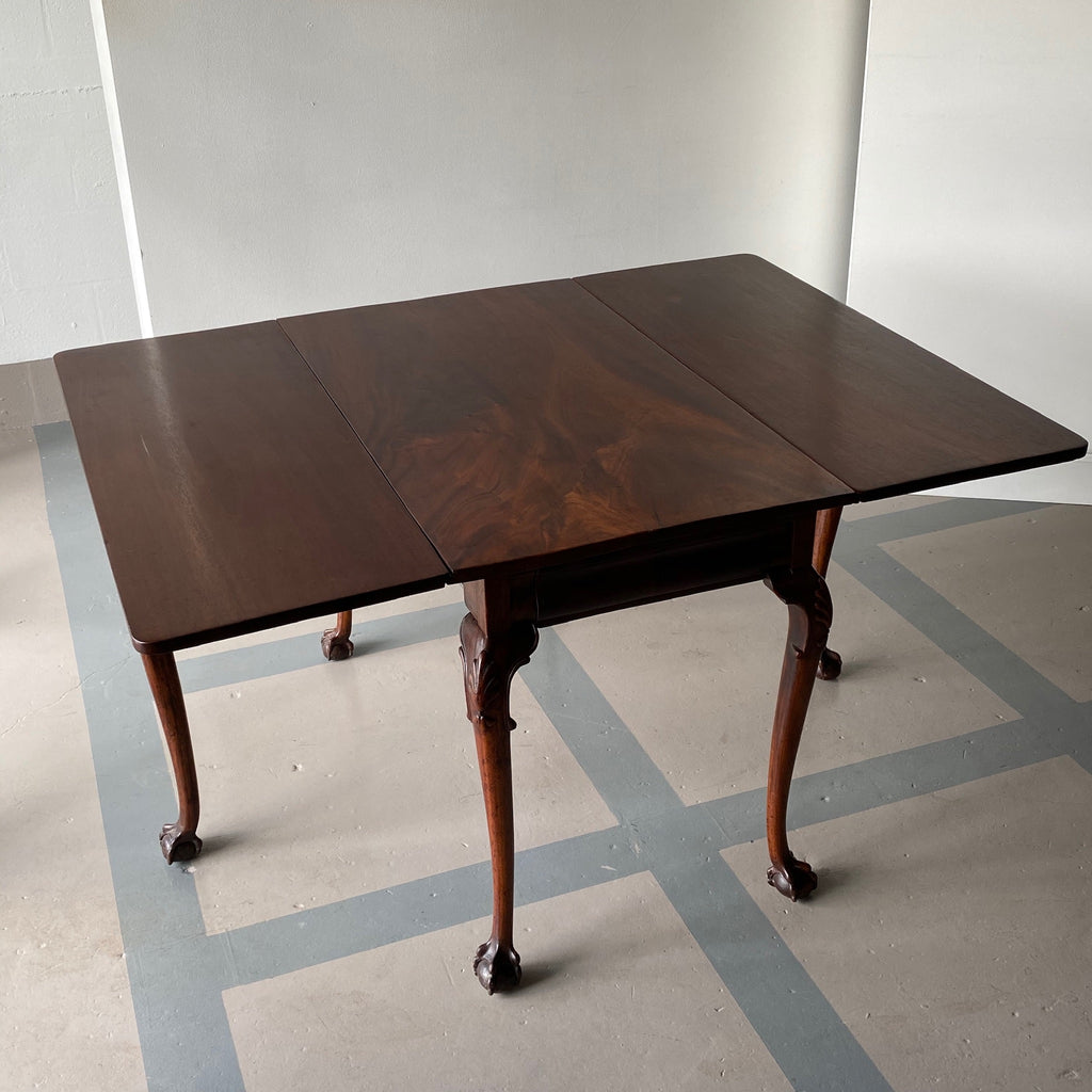 Jamaican Chippendale Carved Table