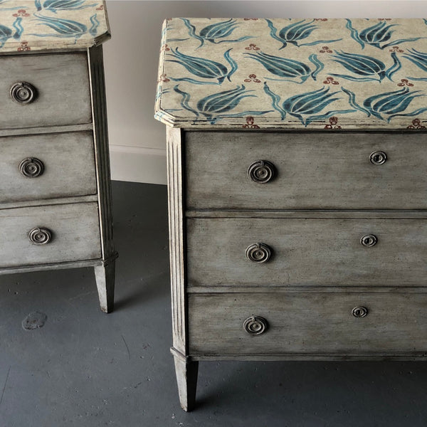 Pair of Iznik Chests - Get the Gusto, commode - interior design, shop Get the Gusto - Get the Gusto, Amazon Get the Gusto - gusto shop