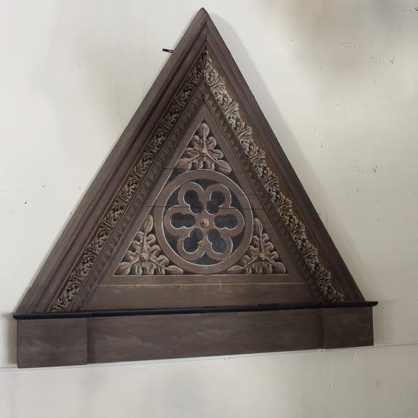 Pair of triangular Italian Architectural Elements - Get the Gusto, Art - interior design, shop Get the Gusto - Get the Gusto, Amazon Get the Gusto - gusto shop