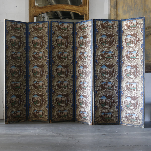 Pair of French Wallpaper Screens - Get the Gusto, object - interior design, shop Get the Gusto - Get the Gusto, Amazon Get the Gusto - gusto shop
