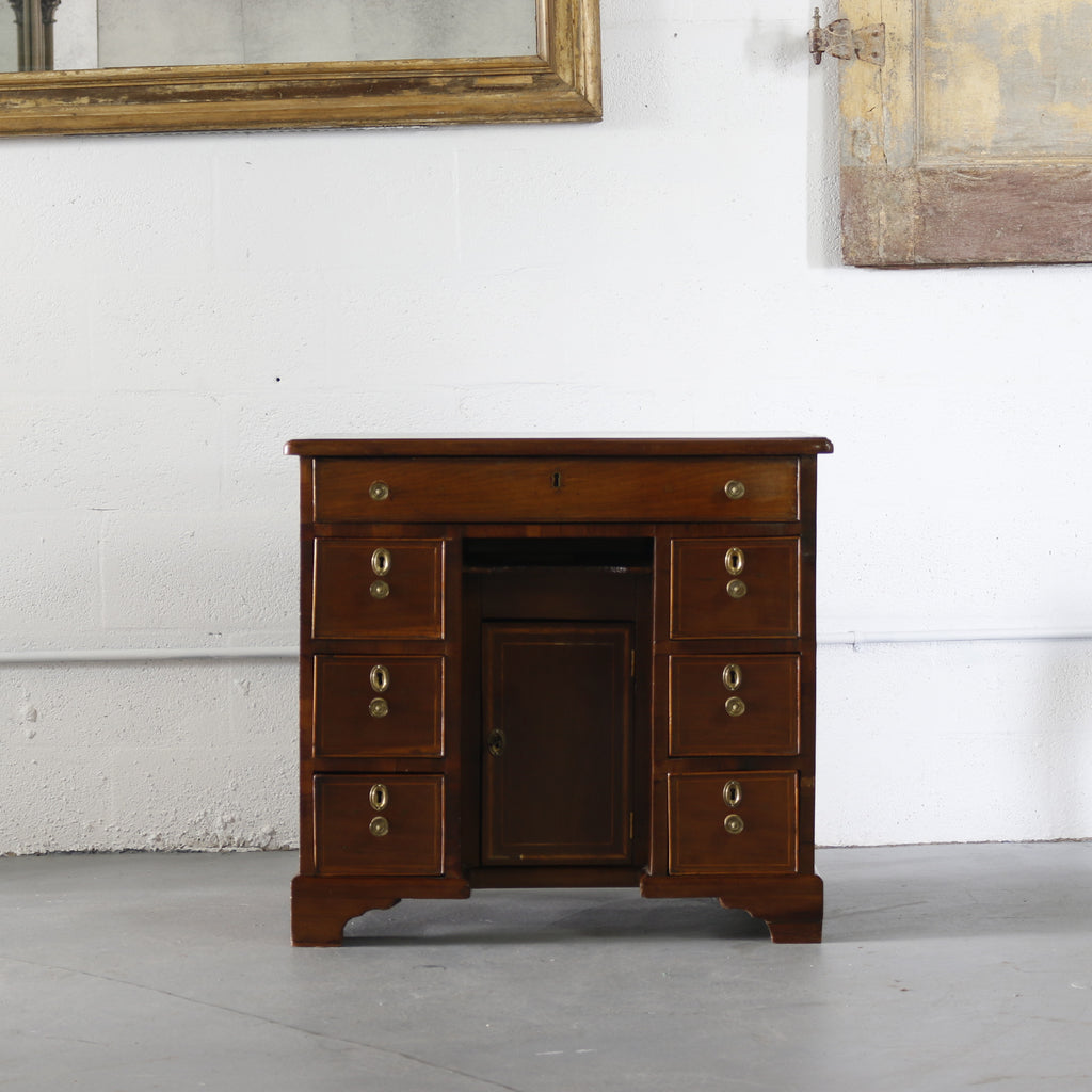 George III Kneehole Desk - Get the Gusto, Console - interior design, shop Get the Gusto - Get the Gusto, Amazon Get the Gusto - gusto shop