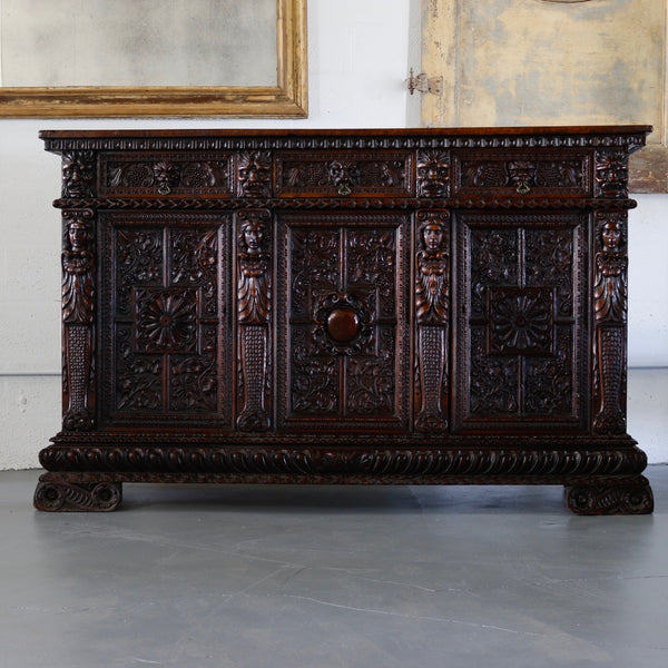 18th Century Italian Sideboard - Get the Gusto, Case-goods - interior design, shop Get the Gusto - Get the Gusto, Amazon Get the Gusto - gusto shop