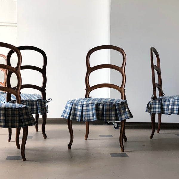 Set of Six 18th C. French Dining Chairs - Get the Gusto, Seating - interior design, shop Get the Gusto - Get the Gusto, Amazon Get the Gusto - gusto shop