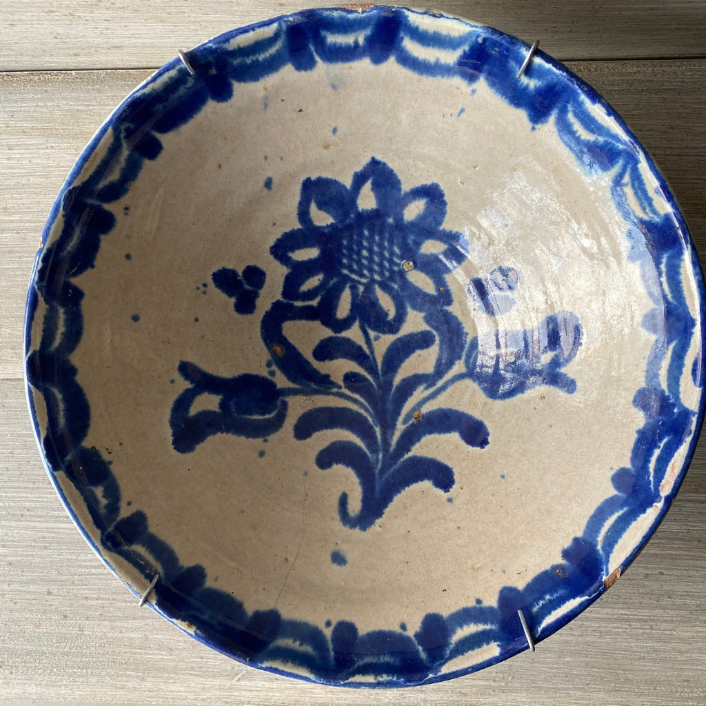 18th C. Spanish Culo Mono Bowl Medium - Get the Gusto, Pottery - interior design, shop Get the Gusto - Get the Gusto, Amazon Get the Gusto - gusto shop